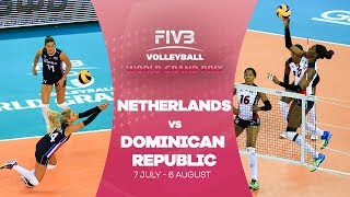 The Dominican Republic looked to win in three sets, but the Netherlands fought back and the game went to five sets, with taking ...