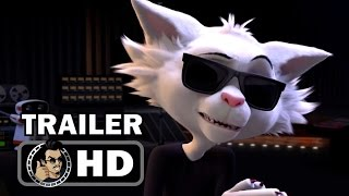 ROCK DOG Official Trailer - Follow Your Dream (2017) Animated Comedy Movie HD by JoBlo Movie Trailers