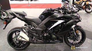 4. 2019 Kawasaki Ninja 1000 ABS - Walkaround - 2018 AIMExpo Las Vegas