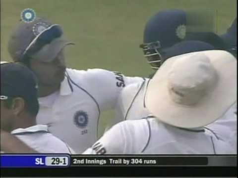 Tillakaratne Dilshan&amp;#039;s dubious LBW decision