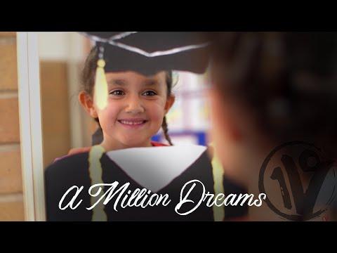 "The Greatest Showman Ensemble  ""A Million Dreams"" Cover by One Voice Children's Choir"