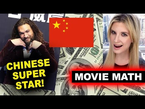 Box Office for Aquaman - China Opening Weekend