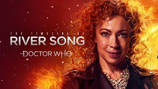 Video Doctor Who | The Timeline of River Song MP3, 3GP, MP4, WEBM, AVI, FLV November 2018