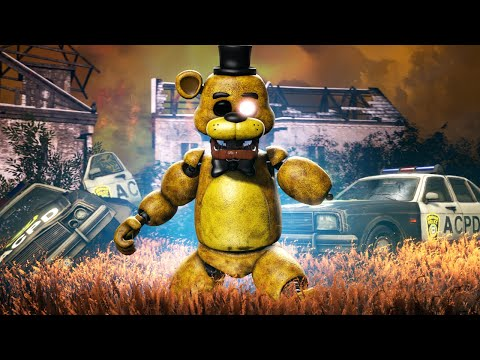 Five Nights at Freddy's: The Movie (видео)