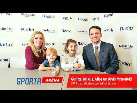 """""""Sporta arēna"""" 36. raidījums, 16.01.2019."""