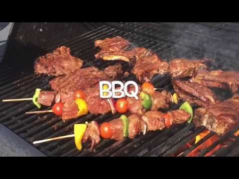 Grilled chops | summer BBQ | Picnic