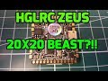 HGLRC ZEUS F4 AIO // Overview and Layout