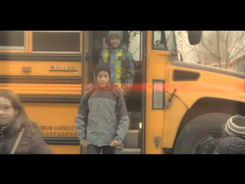Az amerikai iskolabusz első útja