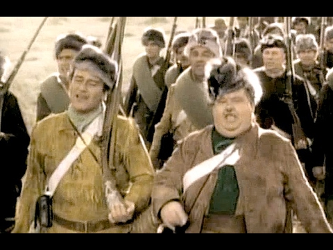 Western+Music: The Fighting Kentuckian/John Wayne/Oliver Hardy -Le Bagarreur Du Kentucky