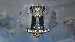 Groups Day 5 | 2019 World Championship by League of Legends Esports
