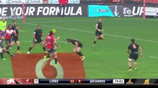 Lions v Jaguares Rd.13 2016 | Super Rugby Video Highlights