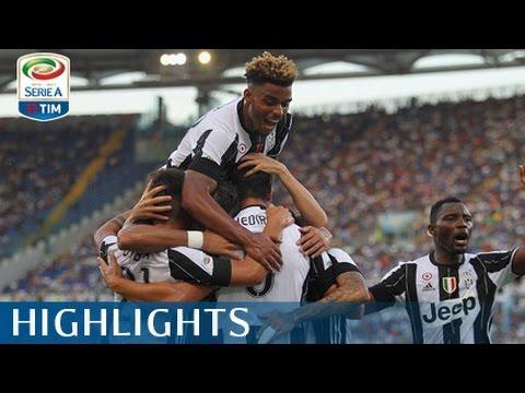 lazio - juventus 0-1 - highlights della partita!