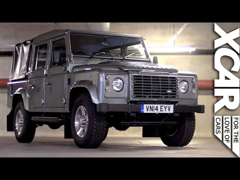 defender - Our new long termer is here and it's a Land Rover Defender Pickup. Subscribe for more XCAR videos: http://bit.ly/U9XDKc Join the XCAR community... Like on Facebook: http://on.fb.me/Yo8eOz...