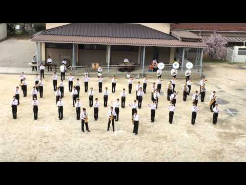 2015.4.12☆瀬田北中学校 定期演奏会