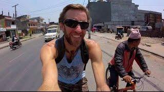 Pokhara Nepal  City new picture : Bicycle Tour of Pokhara, Nepal & Beautiful Phewa Lake