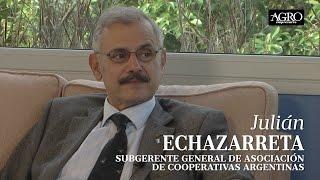 Julián Echazarreta - Subgerente de ACA