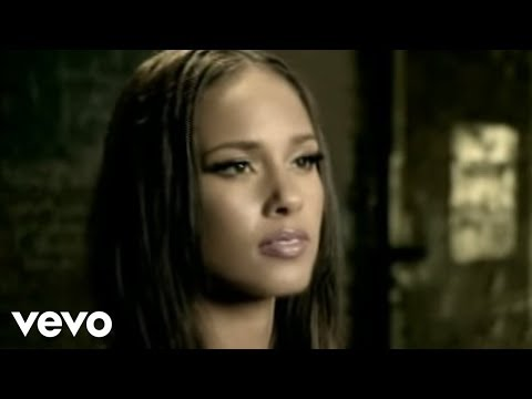 Alicia Keys - Try Sleeping With Broken Heart lyrics