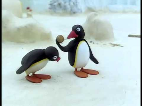 088 Pingu and the Magnet.avi (видео)
