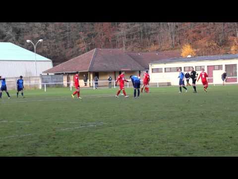 201412 - Coupe de Moselle : Seniors A c. Neufgrange (Les 2 buts)
