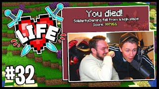 MY BROTHER KILLED ME IN XLIFE.. | Minecraft X Life SMP | #32