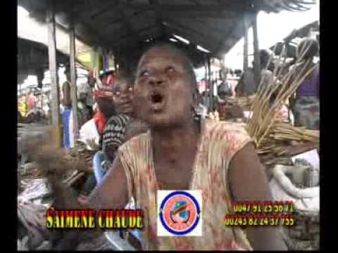 congoyasika kinshasa:semaine chaude avec K2Coeur Kisi ya Bokoko ,bongosa mokongo