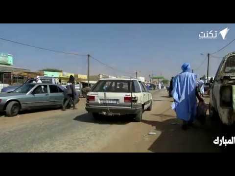 بالفيديو.. أجواءأسواق تكنت قبيل شهر رمضان