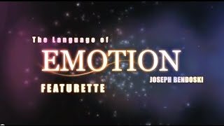 Author / Speaker Promotion - The Language of Emotion Book Trailer