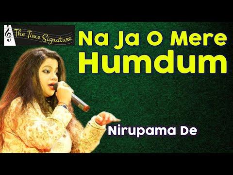 Video Na ja o mere humdum by Nirupama De @ Pancham show on 13th April 2016 download in MP3, 3GP, MP4, WEBM, AVI, FLV January 2017