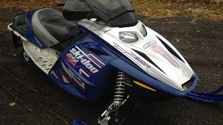 5. Ski Doo GSX 800 LTD 2004