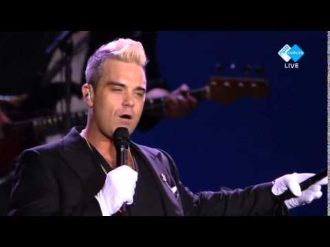 Robbie Williams - Swing Supreme Live At Pinkpop Festival 2015