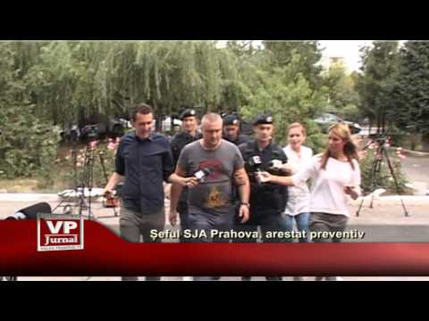 Șeful SJA Prahova, arestat preventiv