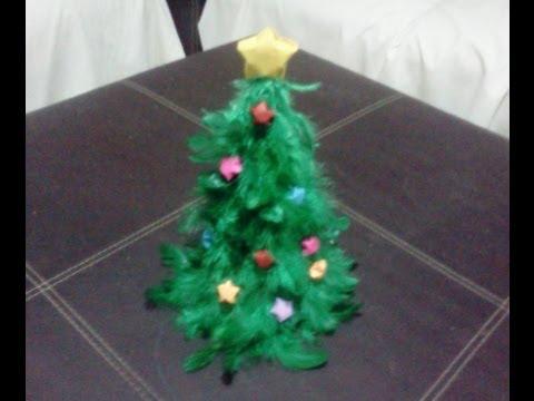 Navidad: Pino regalo o aguinaldo (bolo)