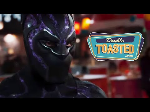 Funny movies - BLACK PANTHER SPOILER TALK - Double Toasted Reviews