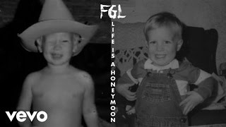 Florida Georgia Line - Life Is A Honeymoon (Static Version) ft. Ziggy Marley