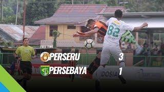 Download Video [Pekan 18] Cuplikan Pertandingan Perseru vs Persebaya, 31 Juli 2018 MP3 3GP MP4