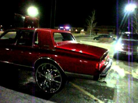 So Icy Boys Chicago LS Brougham on 28