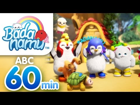 Download Badanamu ABC Vol.1 - 60mins HD Mp4 3GP Video and MP3