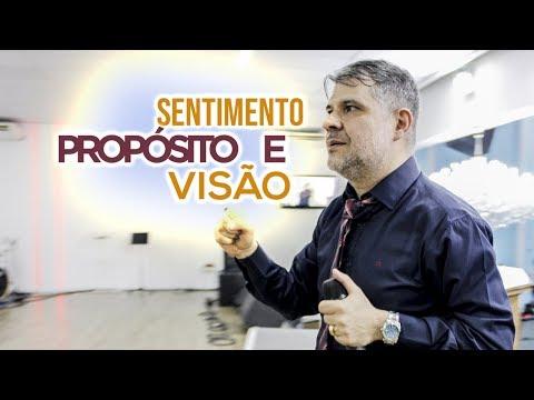 Apostolo Rodrigo Salgado - Sentimento, propósito e