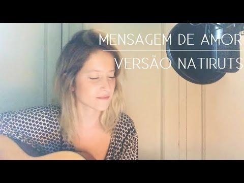 Mensagem de Amor (Versão Natiruts)  COVER Brenda Luce