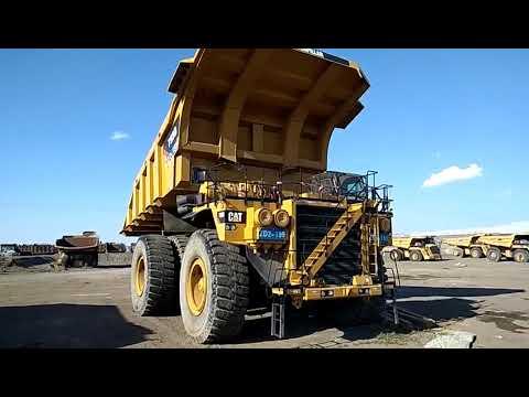 CATERPILLAR OFF HIGHWAY TRUCKS 793D equipment video srZMLOHJcYg