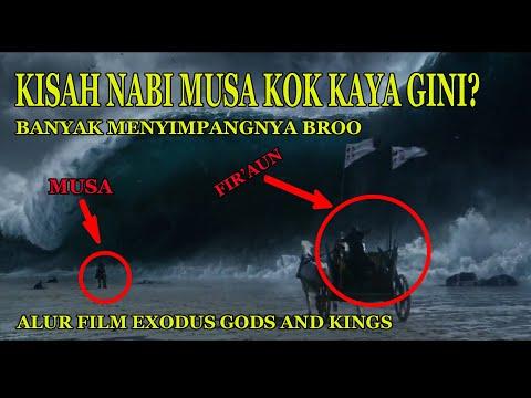 KISAH NABI MUSA VERSI HOLLYWOOD - Alur Film Exodus: Gods and Kings 2014