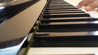afgan - jodoh pasti bertemu piano (cover)