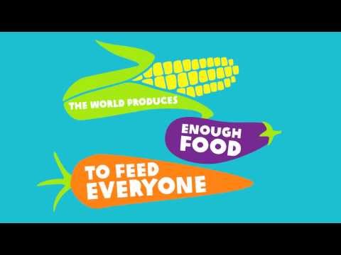 food system - Want to know how to be part of a better food future? Watch this, the first of three animations that journey through the broken food system and explore the wa...