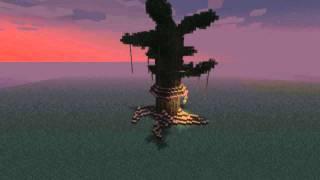 Timelapse - Árvore de Deus - zKammu