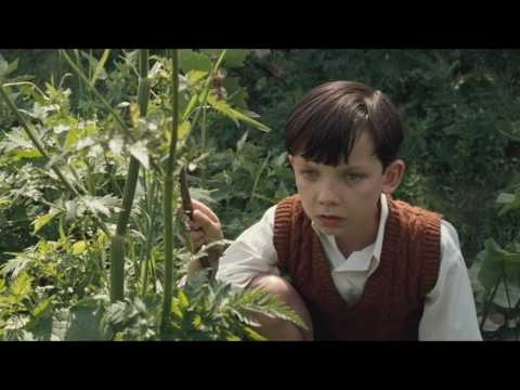 The Boy in the Striped Pyjamas Pajamas: the first meeting between Bruno and Shmuel [Clip 4 of 5]