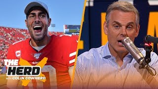Herd Hierarchy: Colin's Top 10 NFL teams after 2019-20 Week 6 | NFL | THE HERD
