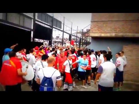 hinchada de argentinos jrs - Los Ninjas - Argentinos Juniors - Argentina - América del Sur