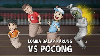 Video Lomba Balap Karung VS Pocong, ft Acil Dalang Pelo & Wowo | Kartun Hantu Lucu Rizky Riplay MP3, 3GP, MP4, WEBM, AVI, FLV September 2018