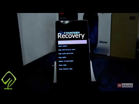 How to enter Fastboot mode and Recovery Mode on Yuphoria