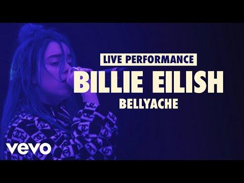 Billie Eilish - bellyache (Vevo LIFT Live Sessions) - Thời lượng: 3 phút, 16 giây.